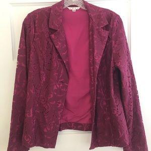 Lace Blazer Jacket